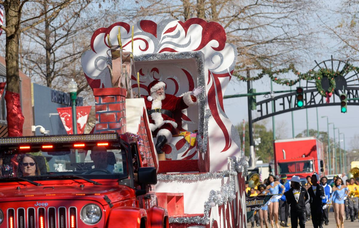The Sonic Christmas Parade 2020 In Lafayette Louisiana Lafayette Sonic Christmas parade canceled due to coronavirus