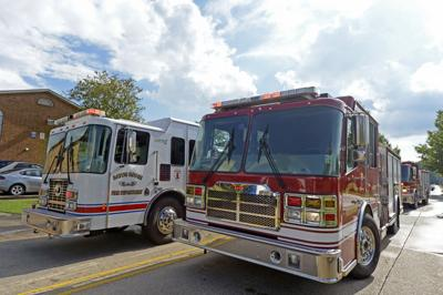 Baton Rouge fire department BRFD
