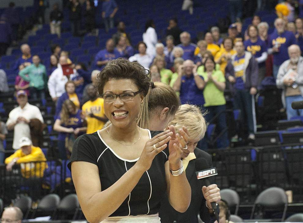 LSU's Nikki Caldwell makes it official with longtime ...