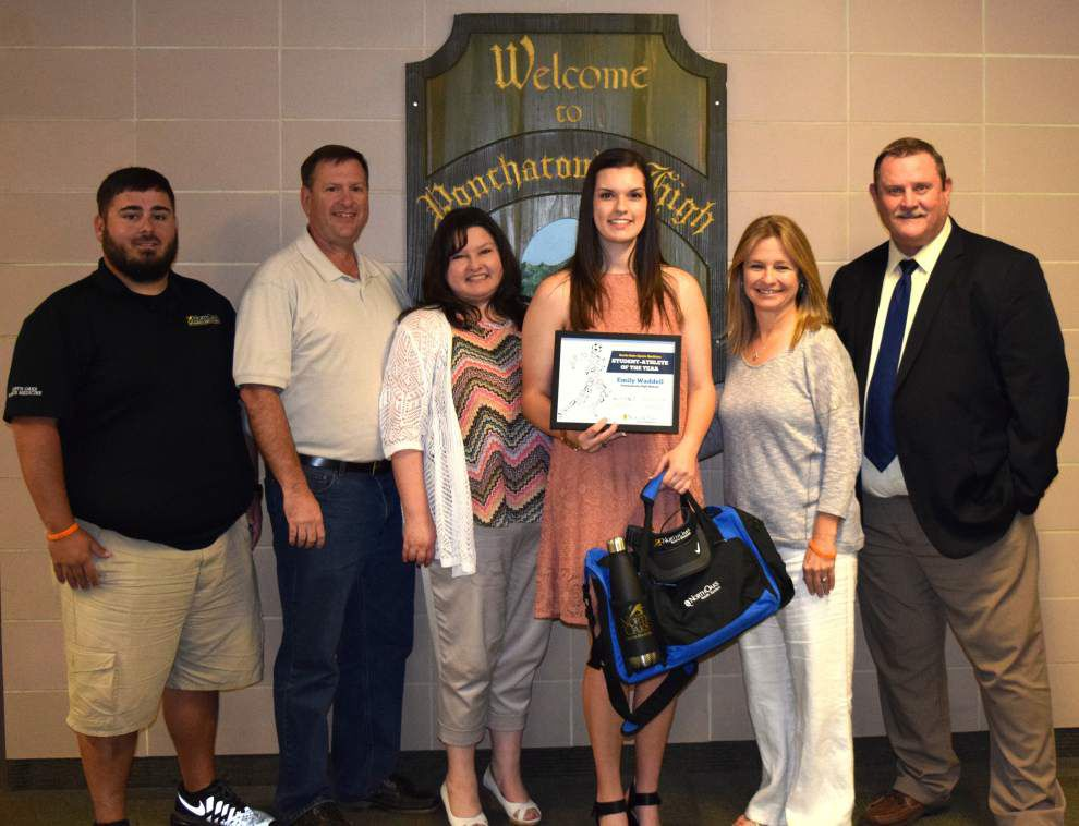 North Oaks announces Student-Athletes of the Year _lowres