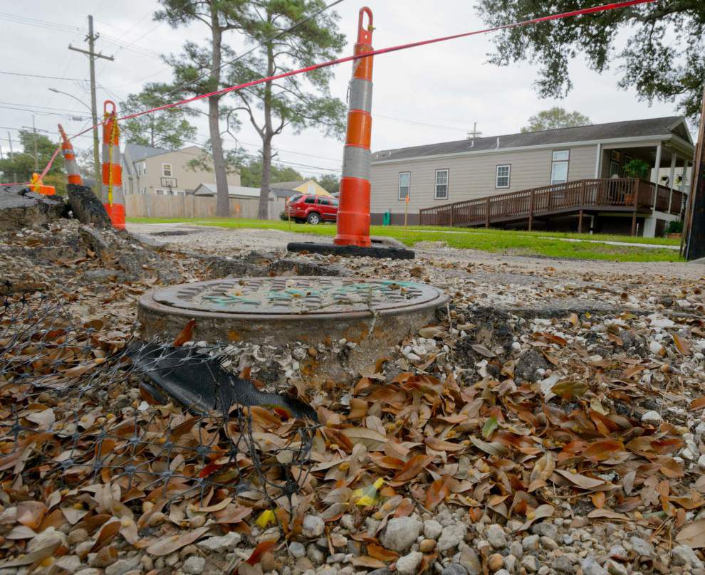 Task force to seek ideas for funding $9.3 billion in work needed on New Orleans streets _lowres