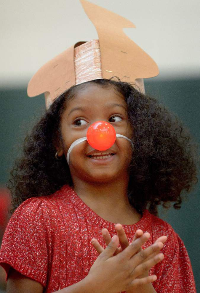 Photos: Wilson Charter stages 'Winter Showcase' with music, reindeer, elves _lowres