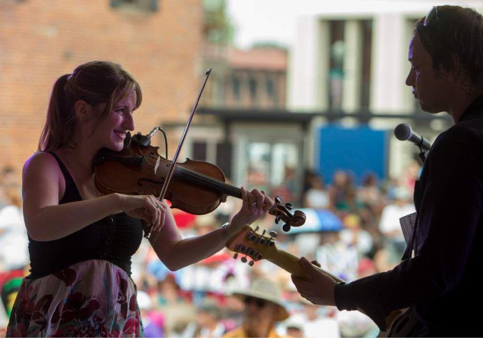 Festival International de Louisiane encourages visitors to go green _lowres