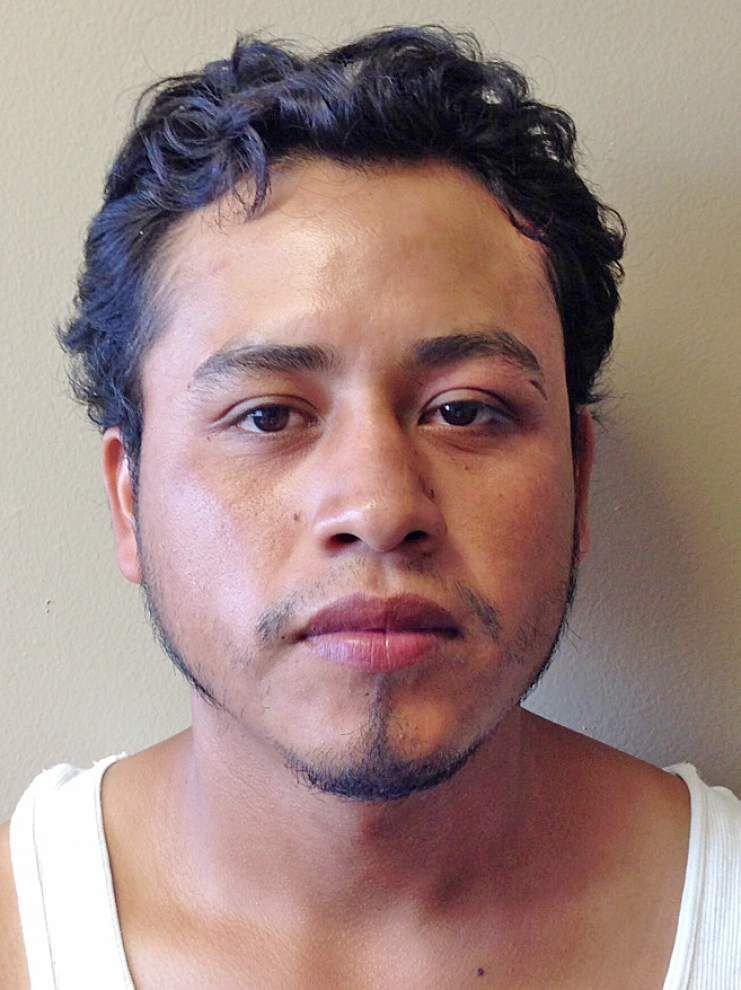 Suspect in fatal stabbing turns himself in _lowres