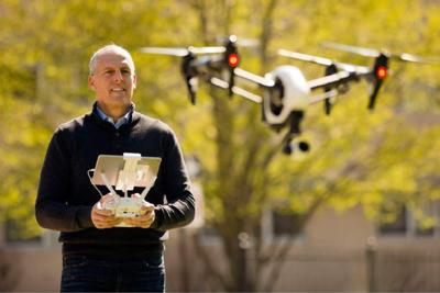 Bills to criminalize peeping drones passed unanimously, sent to governor _lowres