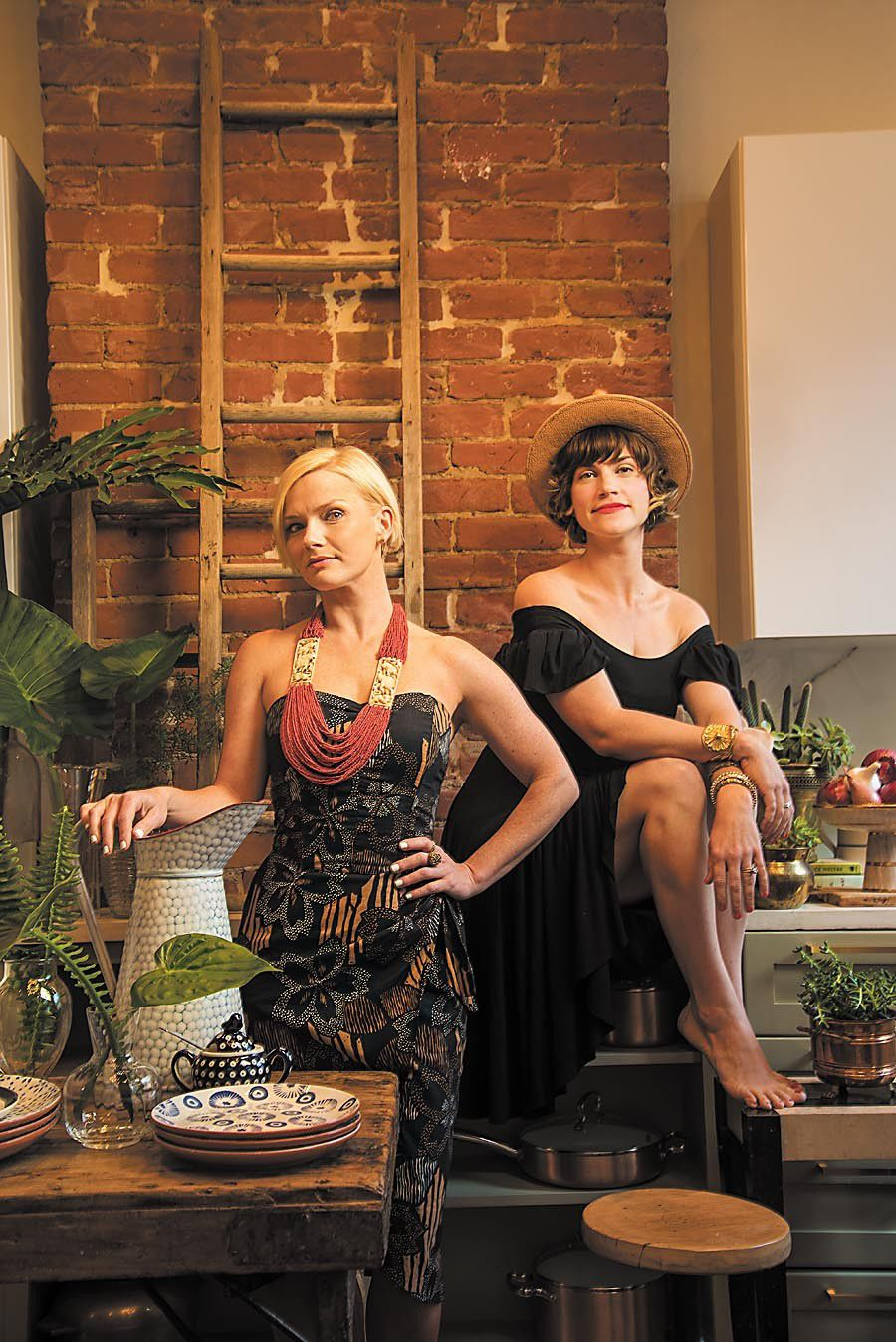 New Orleans Style Makers 2016: Katie Logan & Jensen Killen of Logan Killen Interiors_lowres