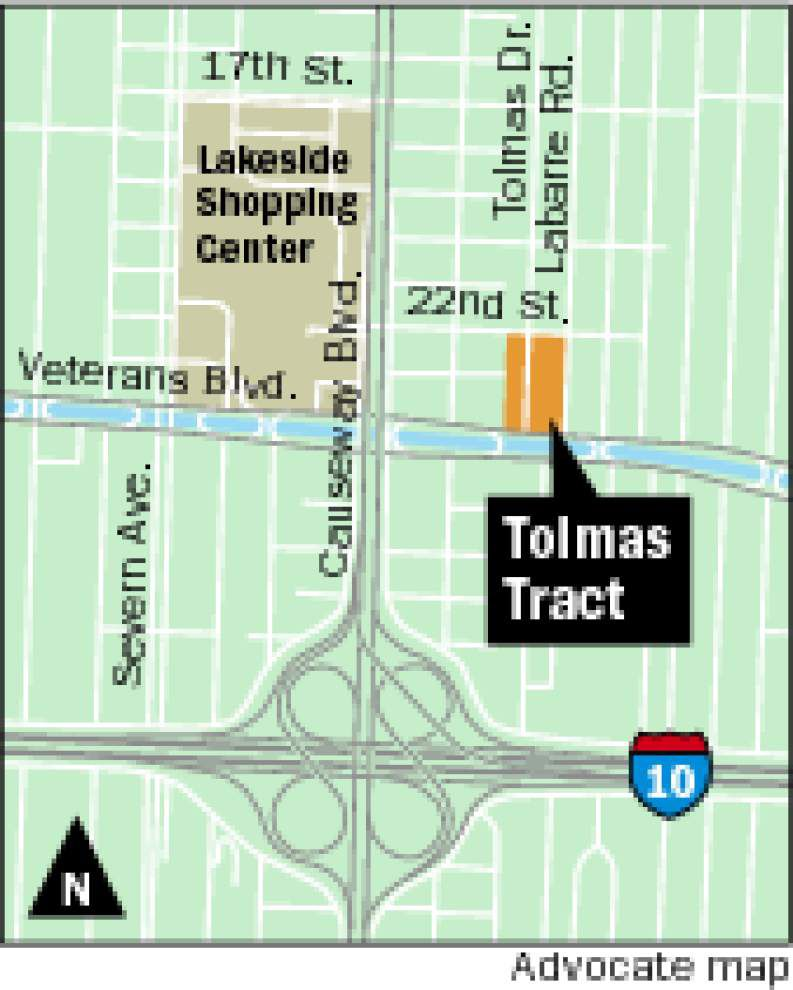 Measures to allow development of Tolmas Tract pass Jefferson council _lowres