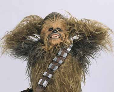 Chewbacca comes to New Orleans Comic Con_lowres