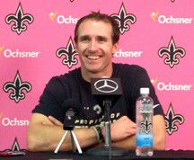 Still confident, Saints search for a win and a run game_lowres
