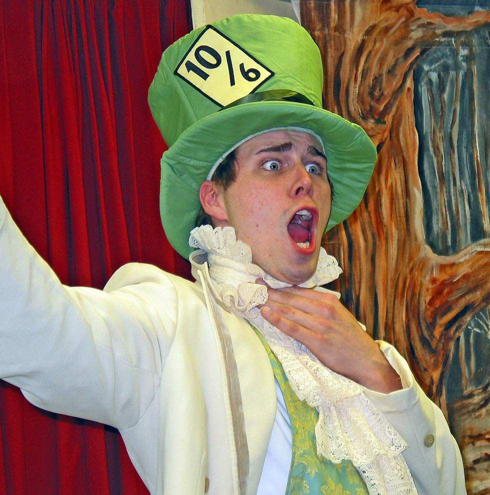 Check It Out: St. Tammany Parish Library to feature 'Alice in Wonderland' performance _lowres