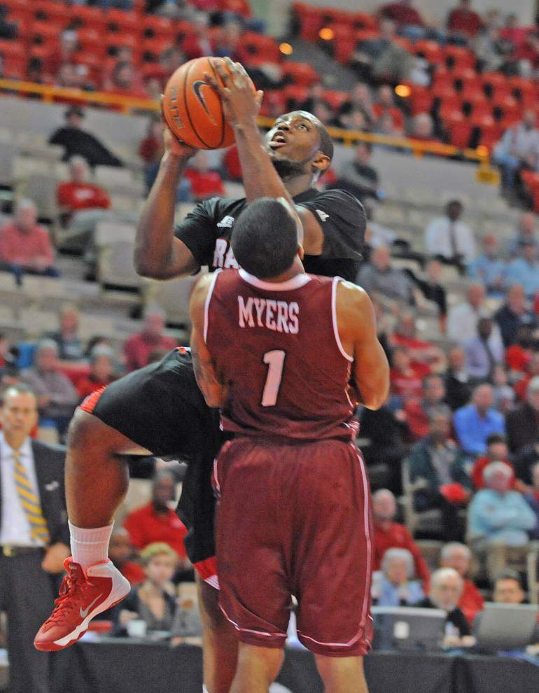 Ragin' Cajuns beat Troy, earn sixth straight win _lowres