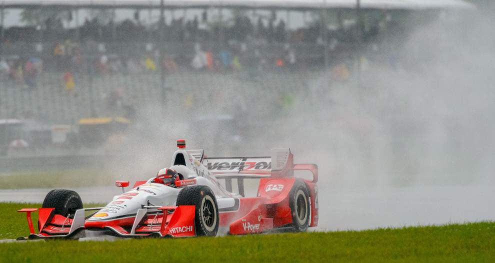 Video: Indy car practice _lowres