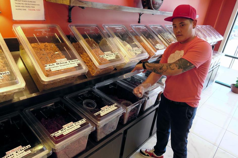 Something new to chew: Exploring Vietnamese beef jerky emporium on West Bank