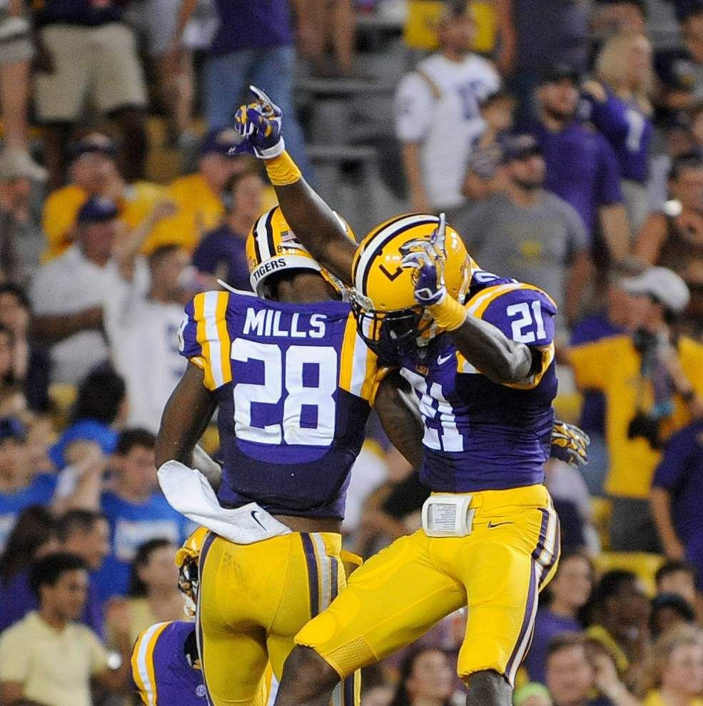 Video: LSU cornerback Tre'Davious White says Tigers-Gators still big even without rankings _lowres