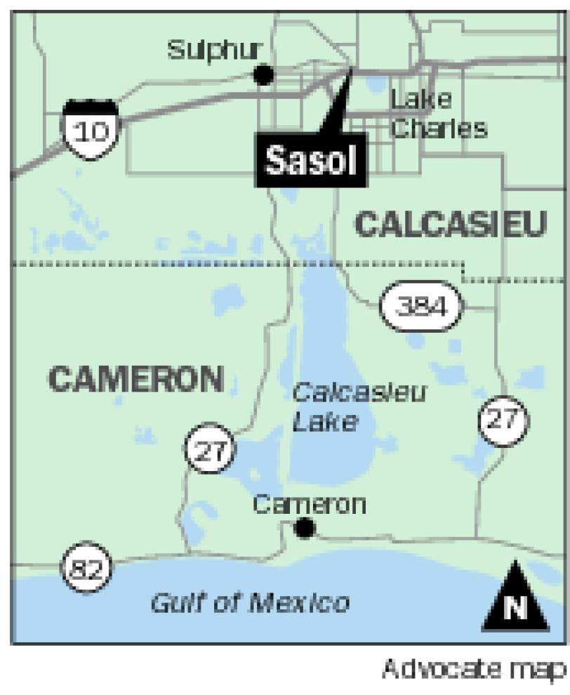 Sasol gives final approval to $8.1 billion Louisiana project _lowres