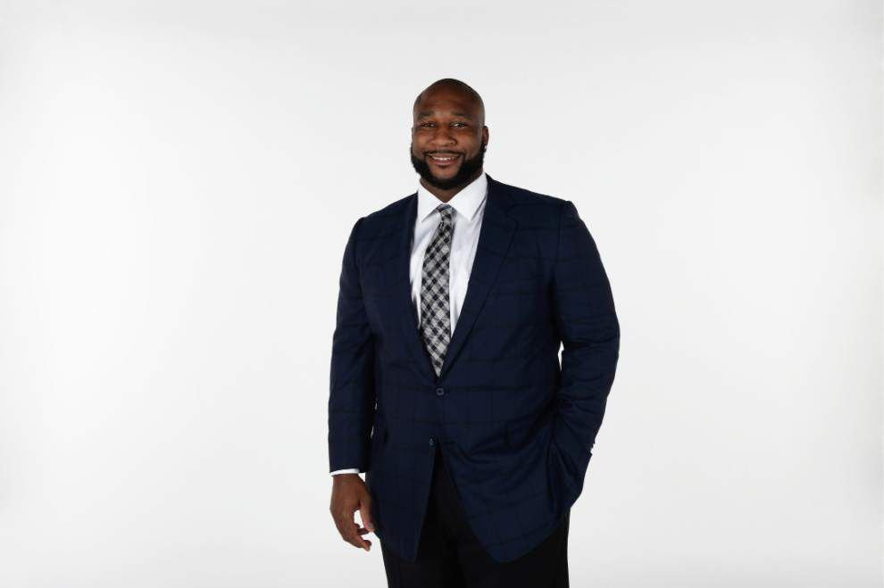 Marcus Spears, Booger McFarland among local stars of SEC Network _lowres
