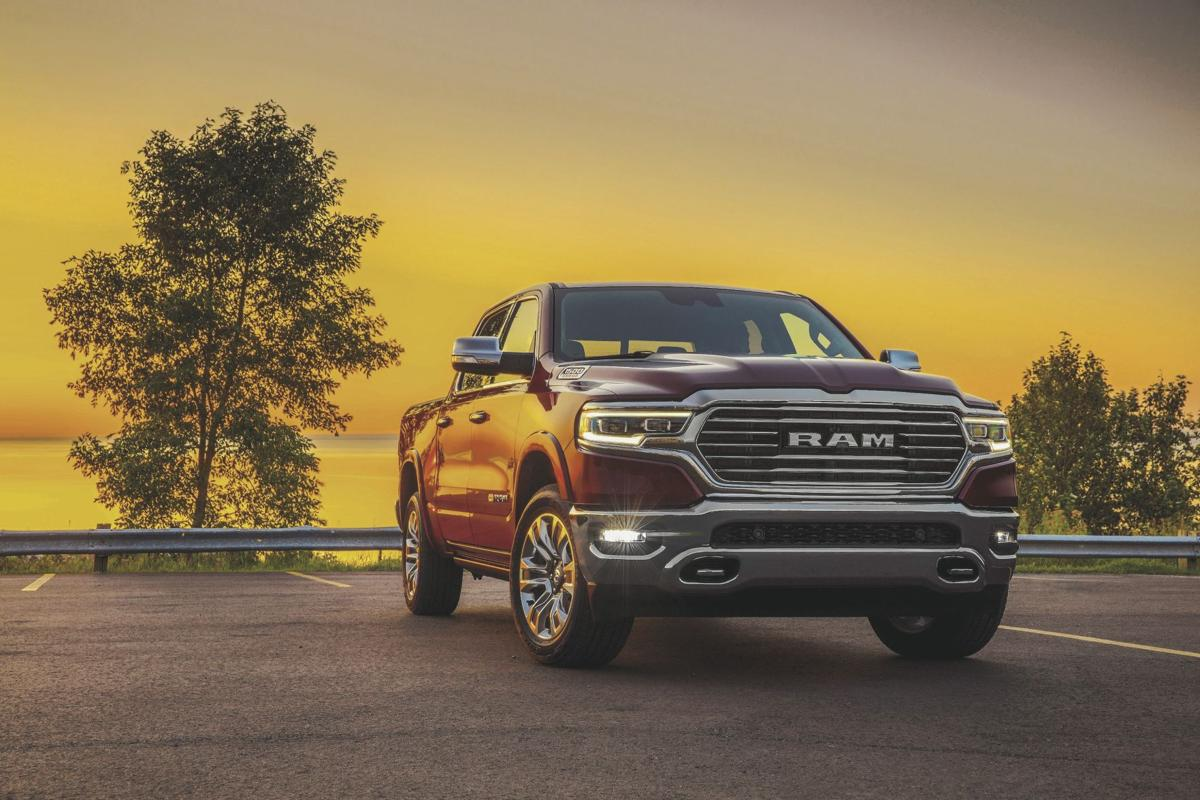 2020 Ram 1500 Ecodiesel Automotive Theadvocate Com