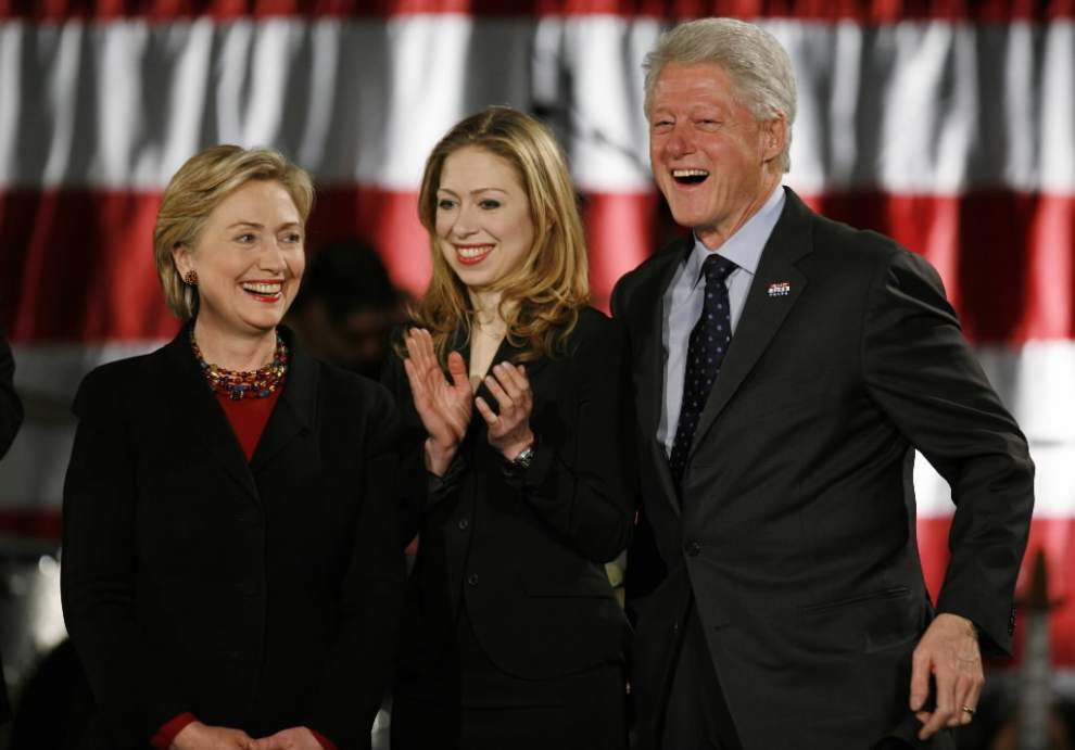 Clinton foundation to get honor _lowres