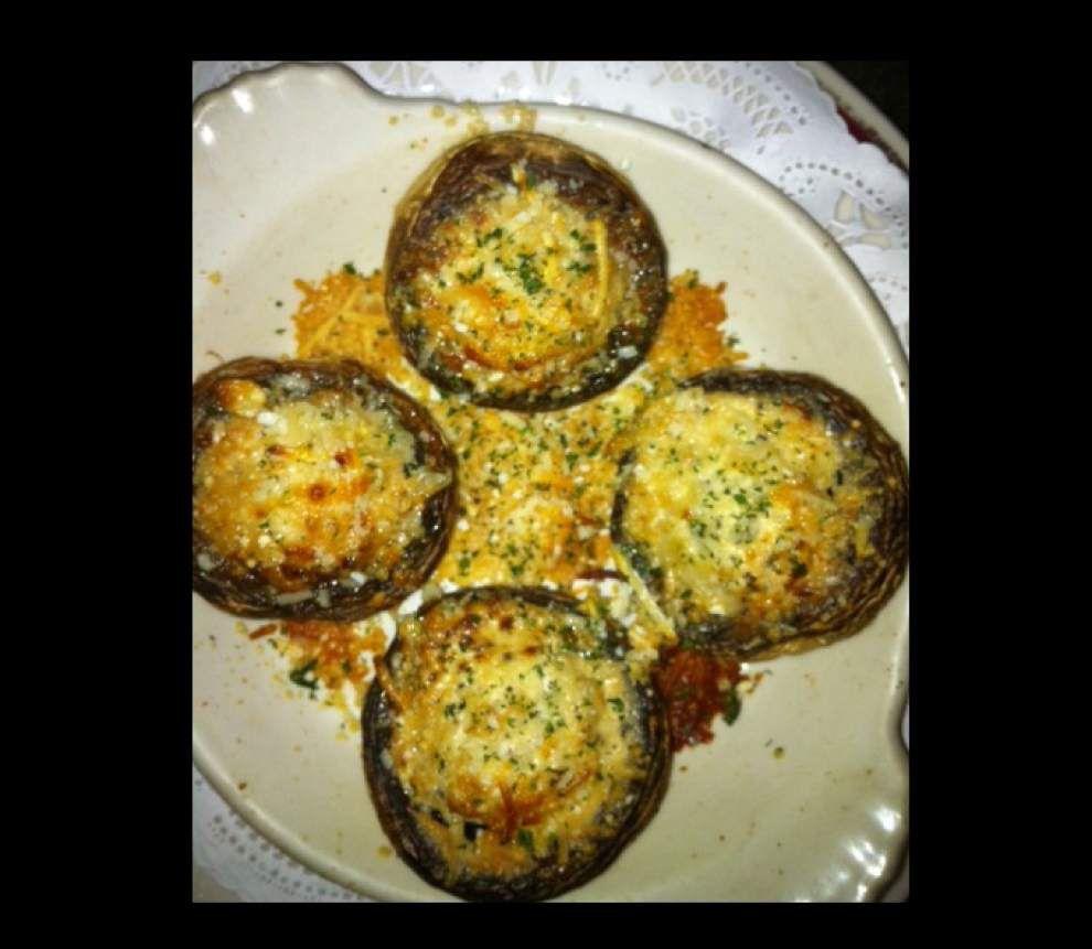 Side Dish: Mushroom appetizer via Arnaud's _lowres