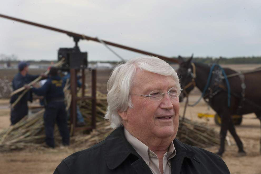 Burl Cain still living in Angola warden's house, will be on 'paid leave' through August _lowres