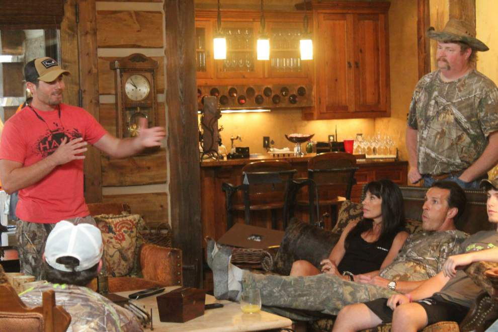 La.-based A&E reality show 'Country Buck$' makes room for a new dynasty _lowres