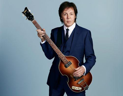 Paul McCartney reschedules tour, postpones New Orleans date to October_lowres
