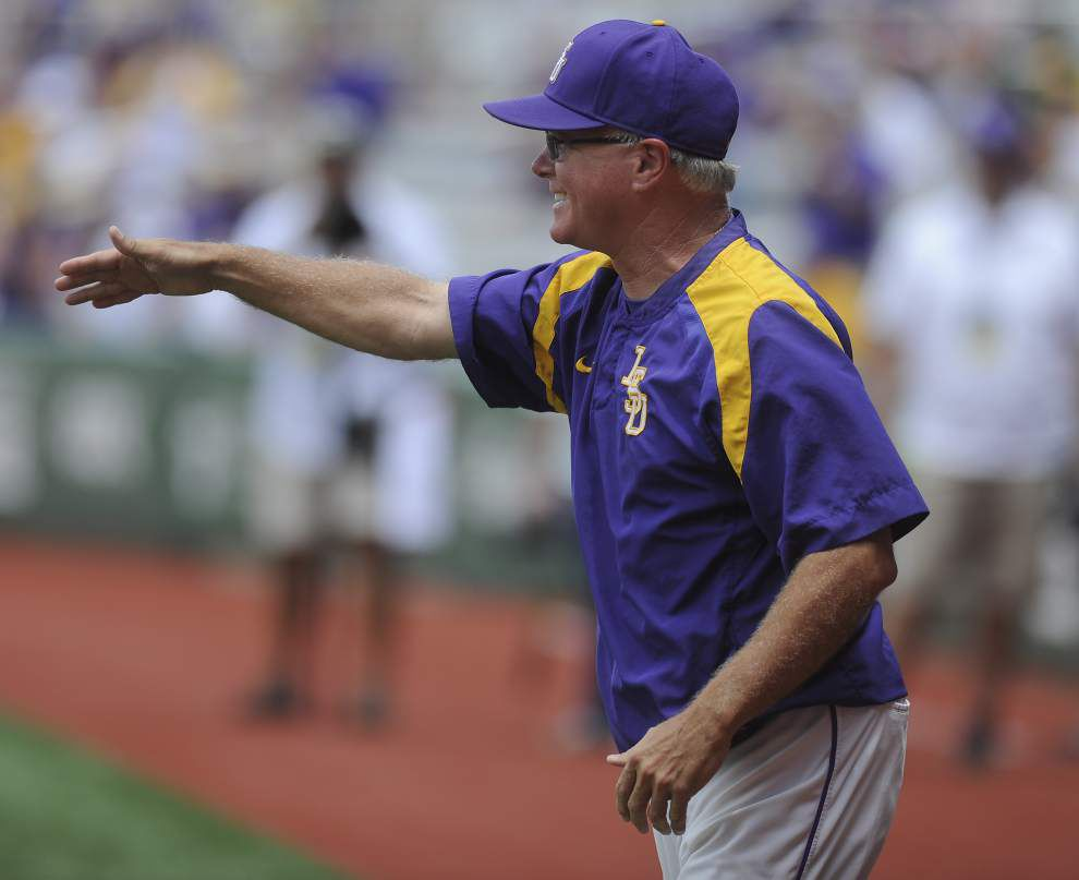 Dellenger: Paul Mainieri's moves worked ... and now, LSU is sitting pretty _lowres