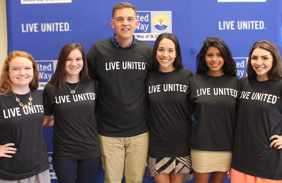 United Way of St. Charles awards seven college scholarships _lowres