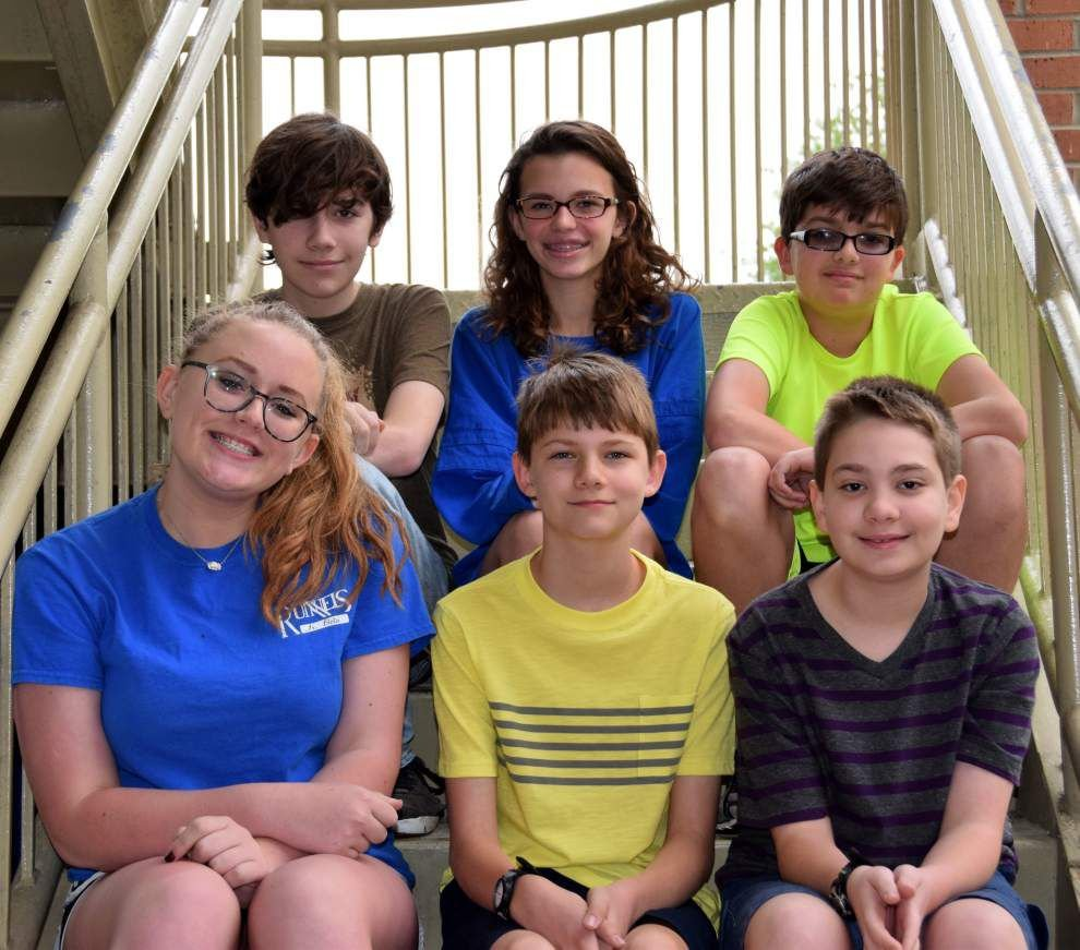 Runnels students shine in Duke program _lowres
