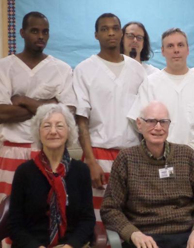 Retired Baker teacher inspires Miss. prisoners _lowres