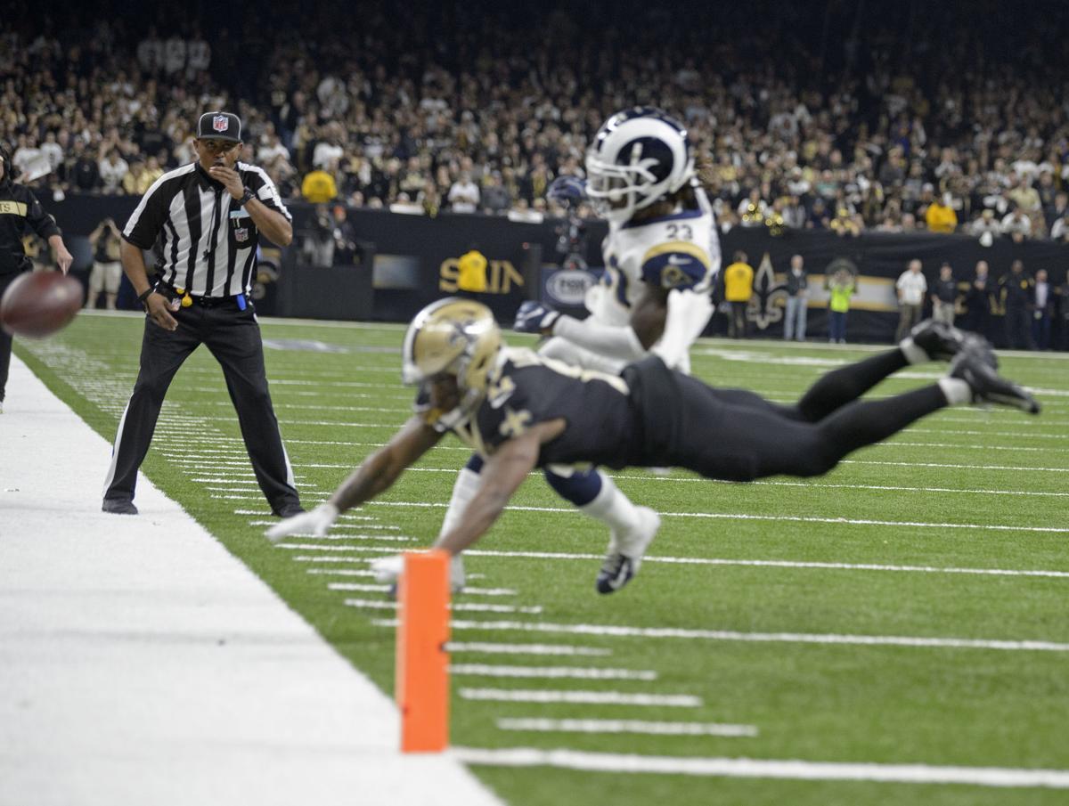 Saints-Rams Week 2