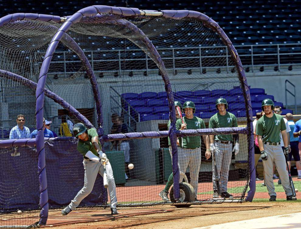 Tulane hitters start to heat up — just in time for Baton Rouge regional _lowres