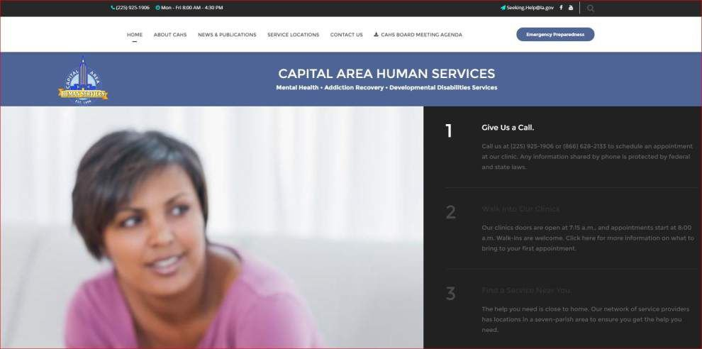 Capital Area Human Services relaunches site _lowres