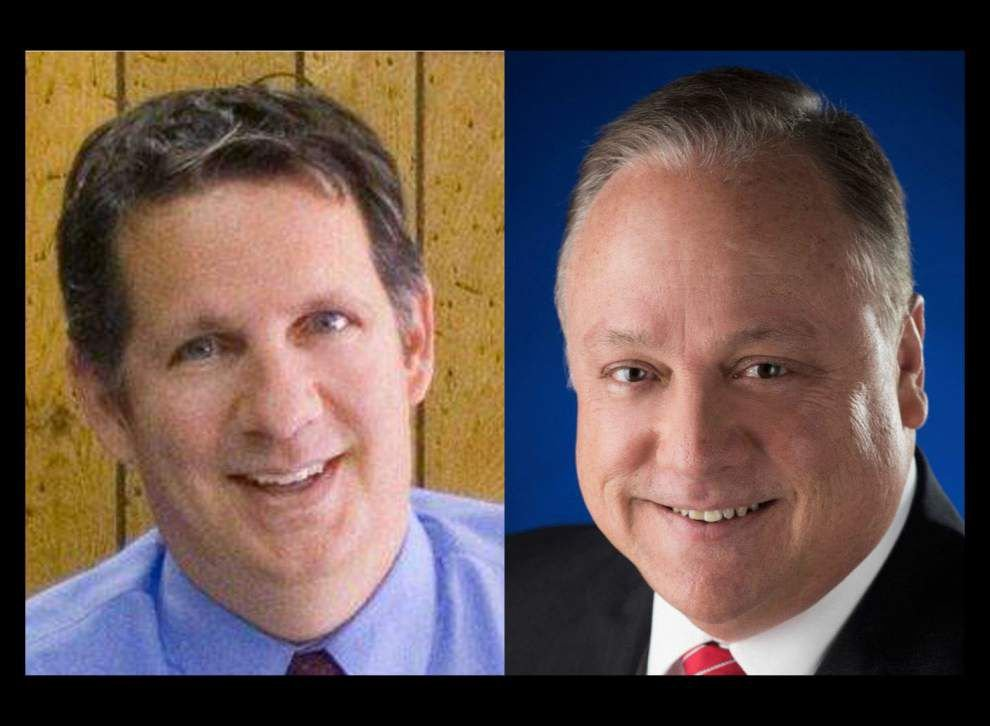 Robideaux has largest campaign war chest in Lafayette city-parish president race, latest filings show, but Stanley raised more in 2015 _lowres