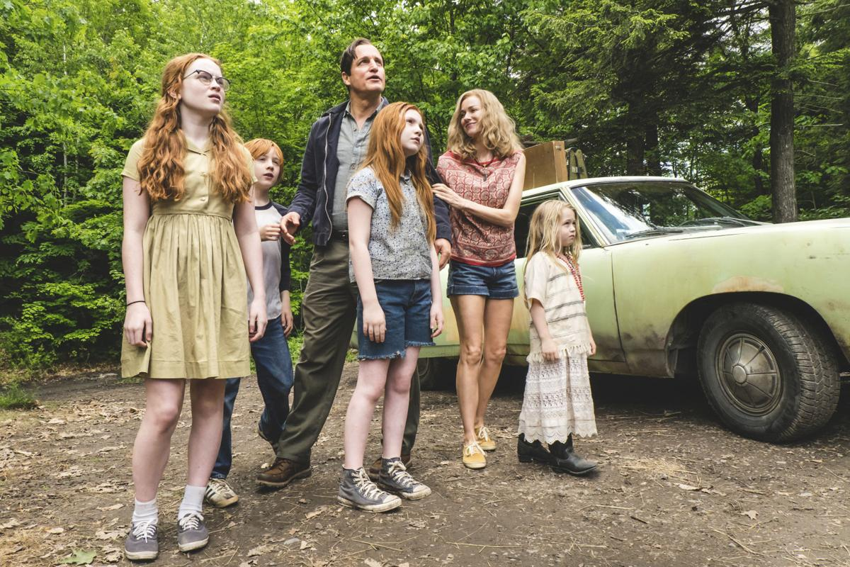 Film Review The Glass Castle for RED 092019