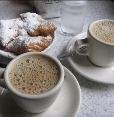 Food & Wine: 'the best beignets in New Orleans are in Baton Rouge'