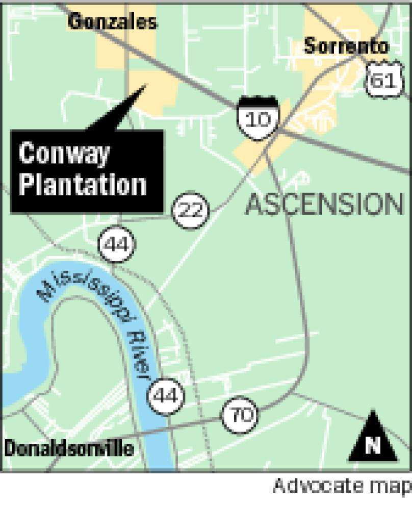 Developers close on $8 million land purchase for Conway Plantation mixed-use community in Gonzales _lowres