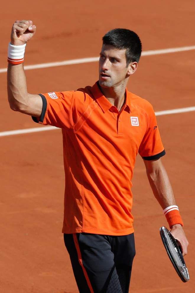 French Open: Novak Djokovic takes down nine-time champion Rafael Nadal _lowres