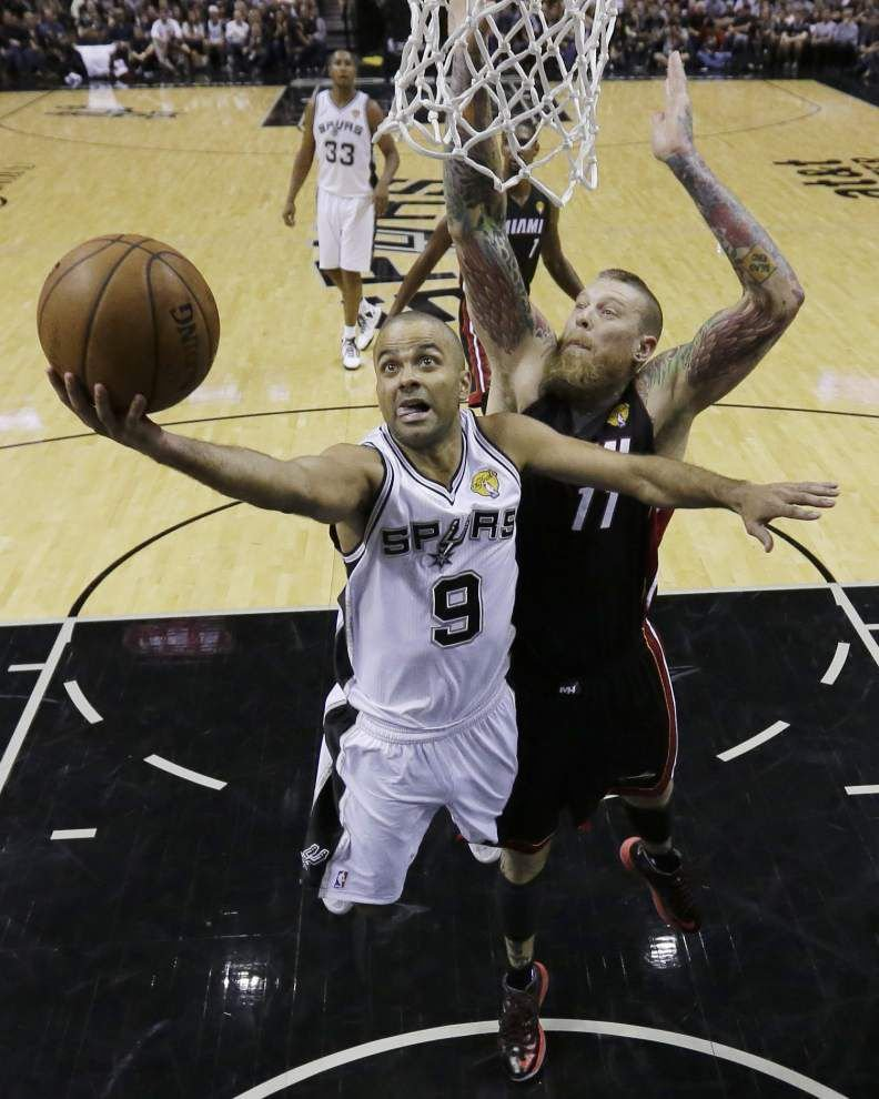 Spurs douse Heat for fifth NBA title since 1999 _lowres