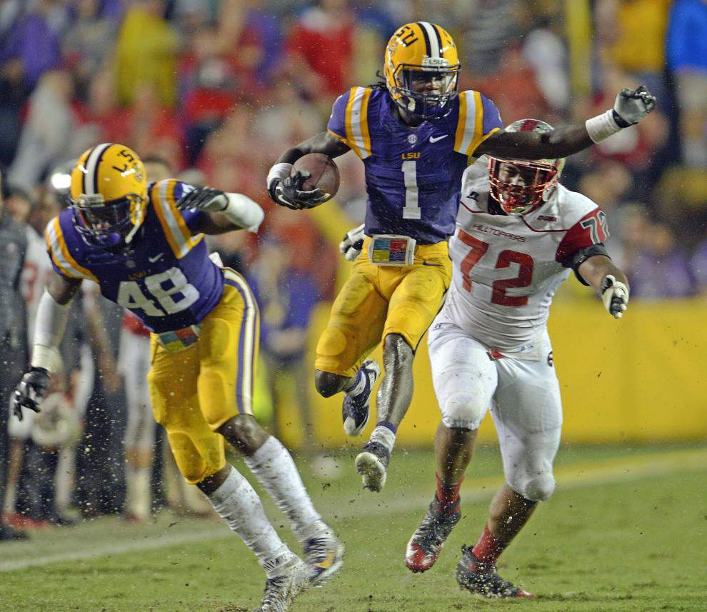 Lewis: Time for LSU's SEC runoff; we're not talking elections either _lowres
