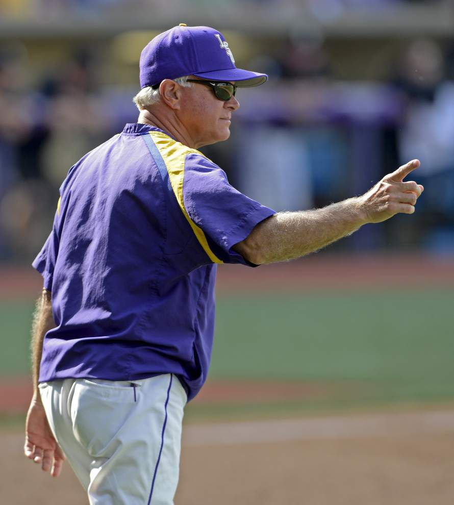 What can LSU expect from pitcher Jake Latz in his collegiate debut? A simulated game that 'couldn't have gone much better' gave some clues _lowres
