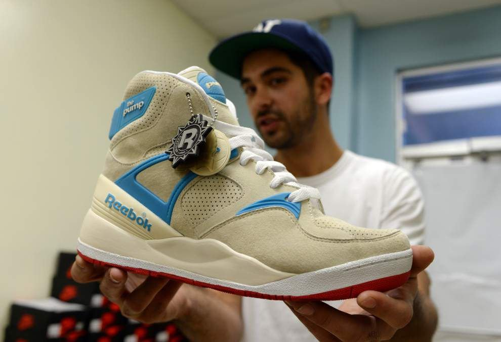 Local sneaker store designing special-edition shoes for major brands _lowres