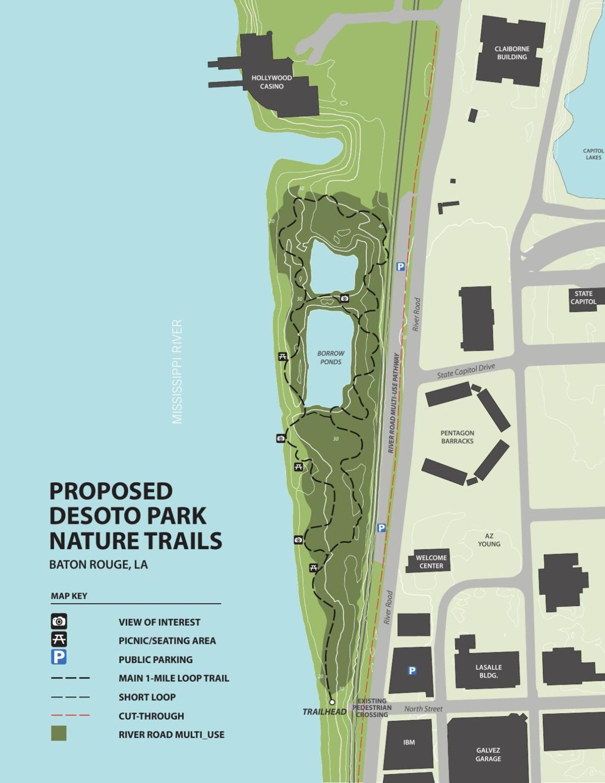 Proposed DeSoto Park
