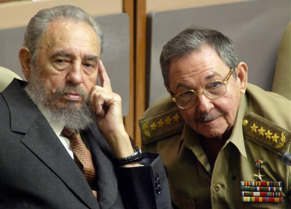 Our Views: For Castro, a victory _lowres