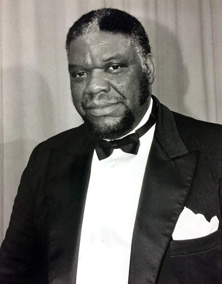 Funeral set for Baton Rouge singer Earl T. Taylor, known for his operatic tenor and spiritual performances _lowres