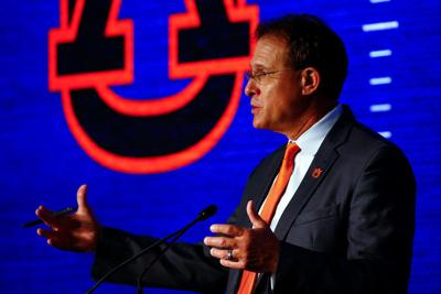 SEC Media Days 2019_Gus Malzahn