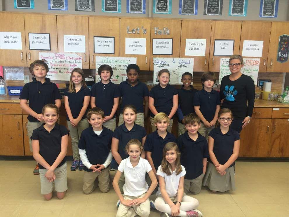 Classroom Spotlight: Springfield Elementary School third grade _lowres