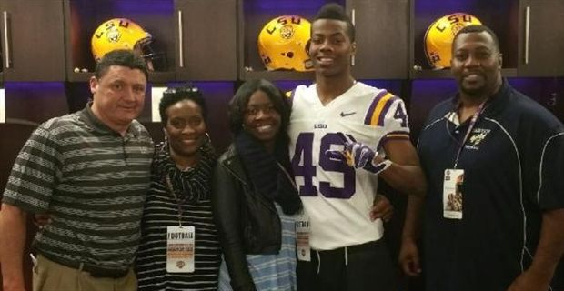 LSU signee DE Arden Key not on campus, along with DB Jeremy Cutrer