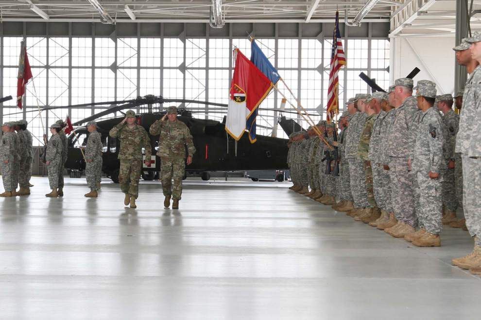 Haygood takes command of 225th Engineer Brigade _lowres