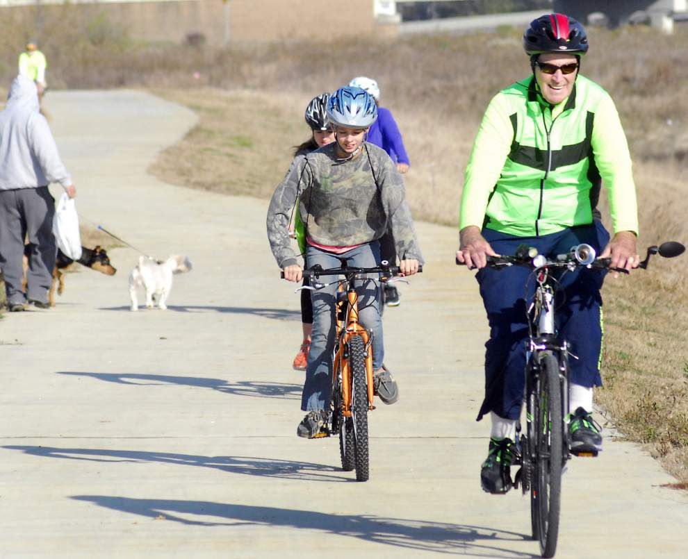 BREC trail on course to get missing link — bridge over Wards Creek _lowres